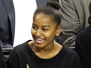 Sasha Obama Helps ASOS Unicorn Sweater Sell Out in Hours