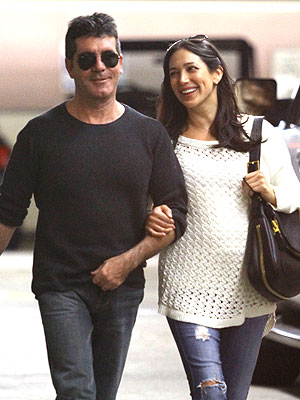 Simon Cowell Purchased an Engagement Ring for Lauren Silverman: Source