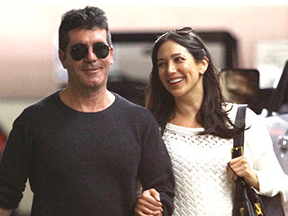 Simon Cowell's Girlfriend Showered in Baby Gifts