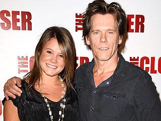 Kevin Bacon's Daughter Sosie Named Miss Golden Globe 2014