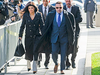 Teresa and Joe Giudice 'Have Confidence' in Their Defense Against Fraud Charges