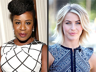 'Crazy Eyes' Actress Speaks Out About Julianne Hough Costume Controversy