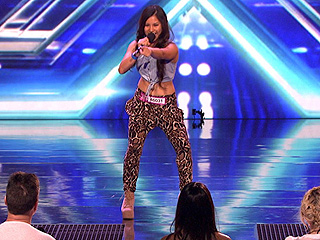 The X Factor: Ellona Santiago Has an 'Outstanding Night'