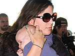 PHOTO: Hillary Scott Takes Baby Eisele Home to Nashville for Thanksgiving