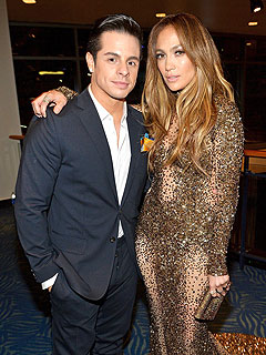 Casper Smart: Rehearsal Is Date Night for Jennifer Lopez & Me