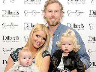 Jessica Simpson's Kids Steal the Show at a Fashion Event in Dallas