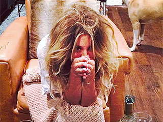 Girls Only! Kaley Cuoco & Friends Celebrate Her Upcoming Nuptials (Photos)