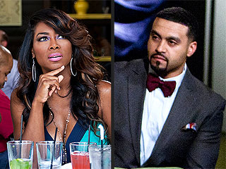 RHOA: Sparks Fly Between Apollo Nida and Kenya Moore in Mexico