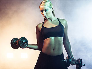 See Lindsey Vonn's Sexy Workout Shots