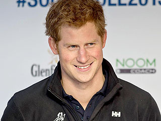 Prince Harry Jokes His South Pole Trek Is Great Escape from William's 'Screaming Child'