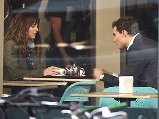 Action! See First Photo from Fifty Shades of Grey Set