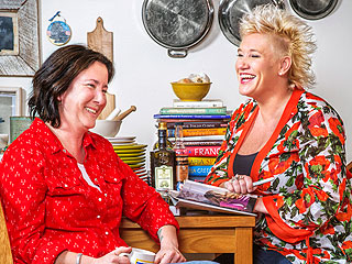 Go Inside Anne Burrell's New York City Kitchen