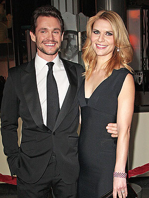 Claire Danes's Recipe for Happiness: 'Really, Really Good Looking' Husband Hugh Dancy
