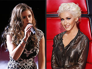 The Voice: Jacquie Lee Channels Coach Christina Aguilera