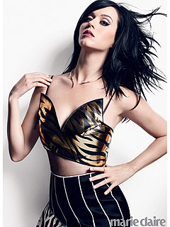 Katy Perry on Motherhood: 'I'm Definitely Not There Yet'