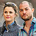 Keri Russell and Husband Se