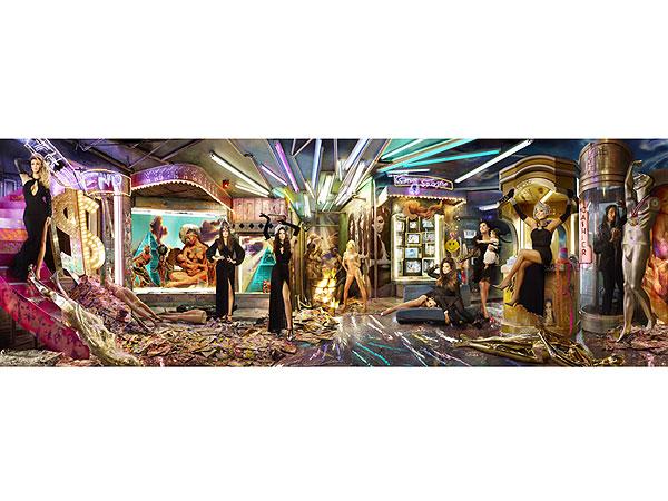 Kardashian Family Reveals Annual Christmas Card| Kim Kardashian Cover, North West, Bruce Jenner, Kendall Jenner, Khloe Kardashian, Kim Kardashian, Kourtney Kardashian, Kris Jenner, Kylie Jenner, Rob Kardashian