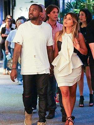 Kim and Kanye Go on a Black Friday Shopping Spree | Kanye West, Kim Kardashian