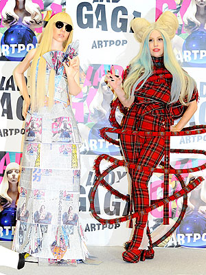 What Every Christmas Wish List Needs: Life-Size Lady Gaga Doll