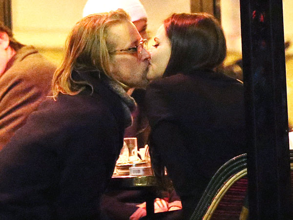 Macaulay Culkin Steps Out with Jordan Lane Price (a Mila Kunis Look-Alike!)| Couples, Paris, Macaulay Culkin, Mila Kunis