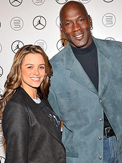 Michael Jordan Yvette Prieto Welcome Identical Twin Daughters Victoria and Ysabel