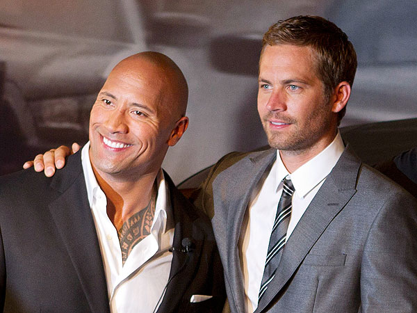 How Dwayne Johnson Will Remember Paul Walker