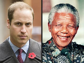 Prince William Pays Tribute to Nelson Mandela at Movie's London Premiere