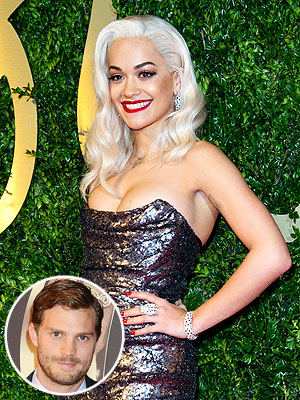 Rita Ora Cast as Christian Grey's Sister in Fifty Shades of Grey