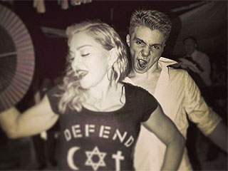 Madonna's Son Rocco Ritchie, 13, Is All Grown Up – See the Instagrams
