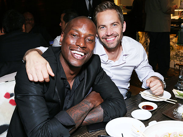 Paul Walker Dies: Tyrese Gibson Struggles to Say Goodbye