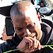 Tyrese Gibson's Emotional Visit to Paul Walker's Crash Site