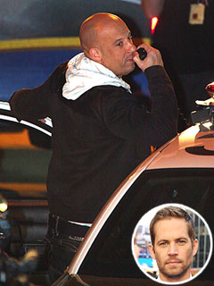 Vin Diesel Honors Paul Walker: 'I Will Always Love You'