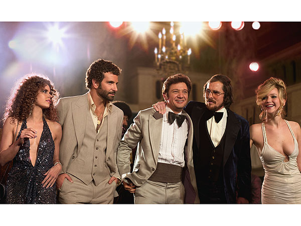 Can American Hustle Sweep the Oscars?