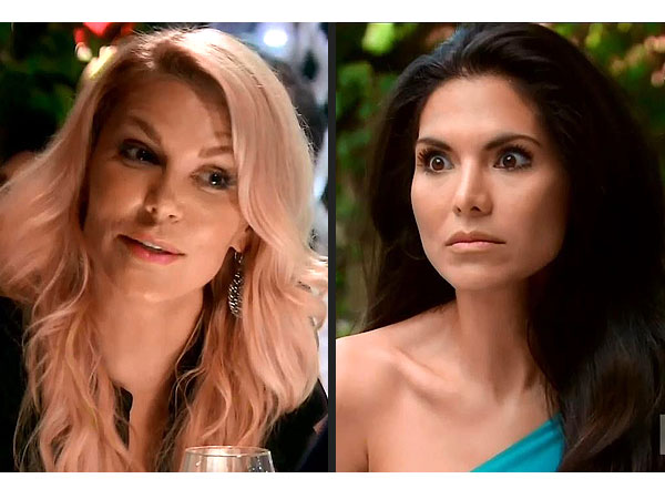 Real Housewives of Beverly Hills: Brandi Glanville & Joyce Giraud Have a Fiery Showdown
