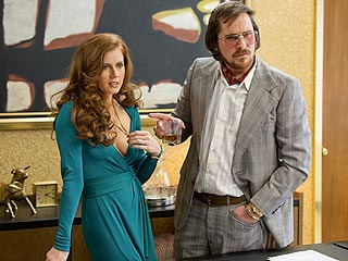 Guess Who Teased Christian Bale for His American Hustle Weight Gain?