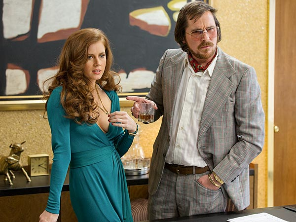 Christian Bale's American Hustle Weight Gain: Guess Who Teased Him?