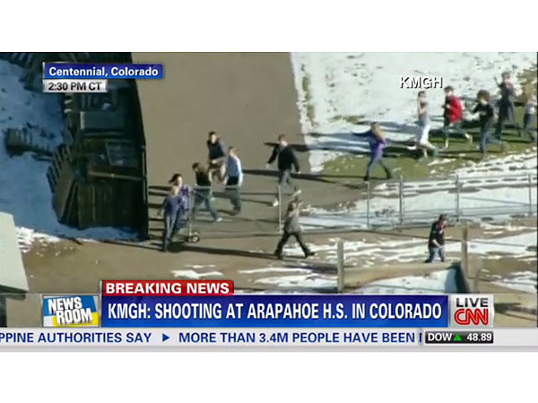 Colorado School Shooting: Alleged Gunman Dead, Student Injured