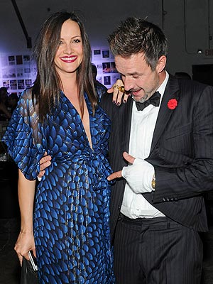 David Arquette Girlfriend Pregnant