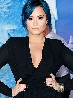 Demi Lovato: My Grandfather Was Gay