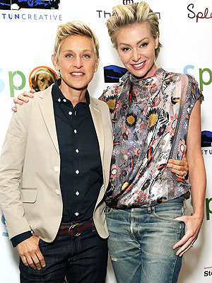 See What Portia de Rossi Gave Ellen DeGeneres for Their 6th Wedding Anniversary