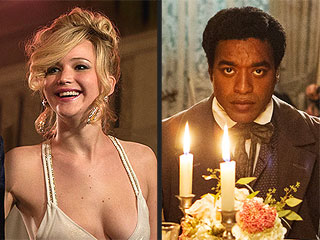 American Hustle & 12 Years a Slave Lead Golden Globes Race