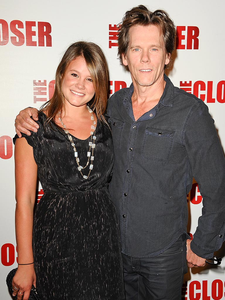 Kevin Bacon Children