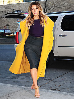 How Kim Kardashian Is Staying Slim on the Road | Kim Kardashian