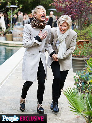 Meredith Baxter's Wedding: See the Exclusive Photos| Weddings, Family Ties, Meredith Baxter