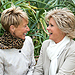 Meredith Baxter's Wedding: See t