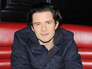 Orlando Bloom Enjoys a Guys Night Out in N.Y.C.