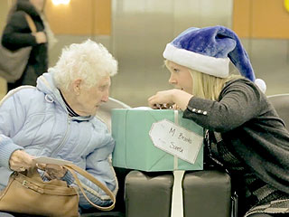 WestJet's Christmas Miracle Commercial Will Melt Even the Frostiest Hearts