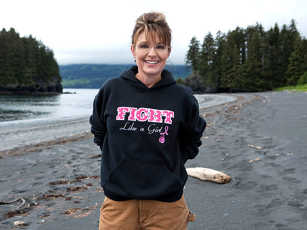 Sarah Palin to Host Outdoors TV Show
