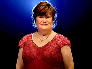 Susan Boyle Applies for a Job with Online Betting Company