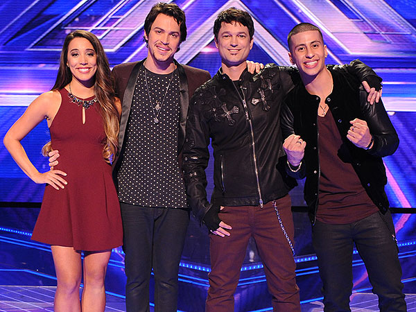The X Factor's Final Three Are Revealed